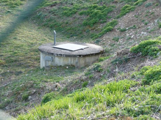 """La station de pompage de """"la Source Saint Hubert"""""""