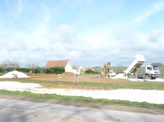 Construction de la cantine et garderie