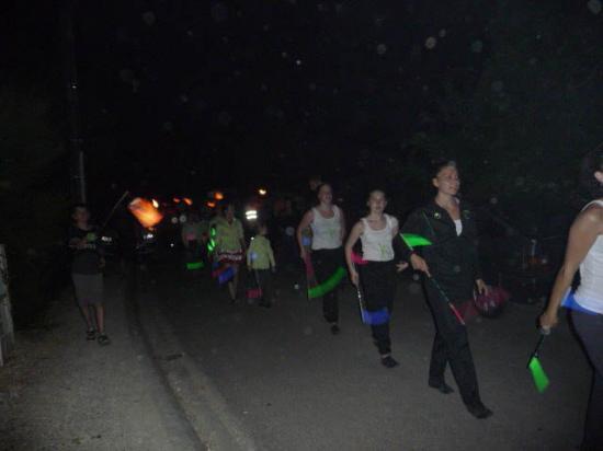 Défilé du 13 juillet