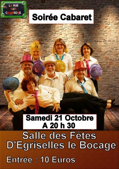 Affiche cabaret pour le 21 octobre 2017 1