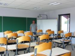 Le directeur de l'école Philippe GRODET